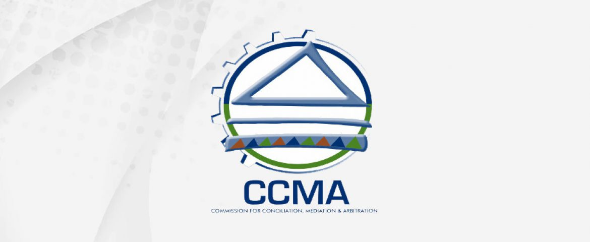 BCCEI Now Accredited by CCMA For Non-Party Disputes