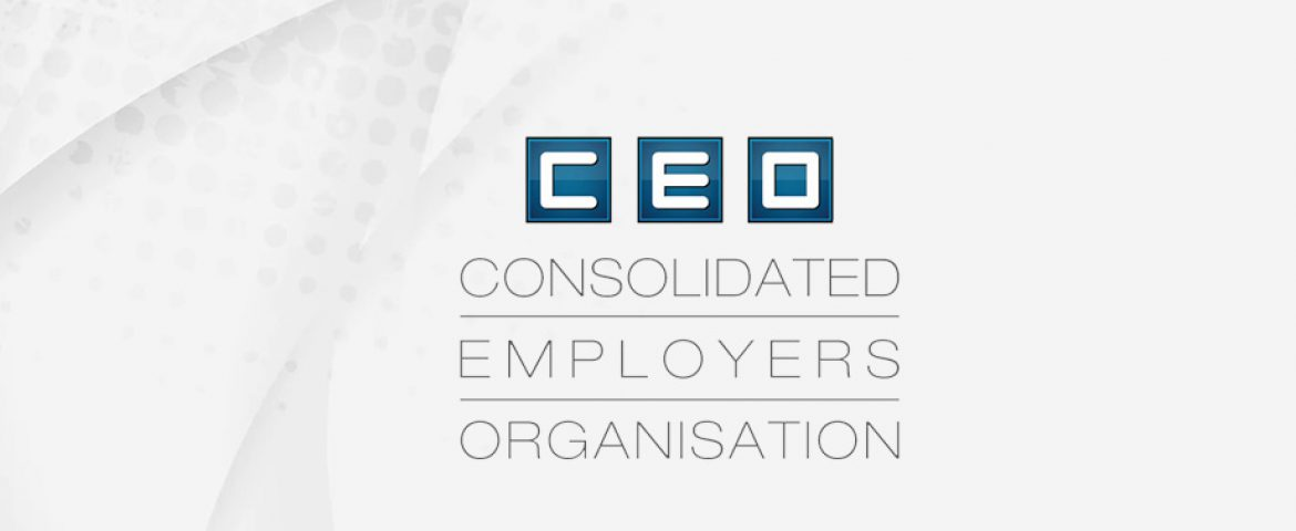 Consolidated Employers Organisation (CEO) Joins BCCEI