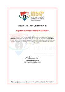 InformationRegulatorReportCertificateOne1ce675ce-ec56-454f-8b35-7a389900049c